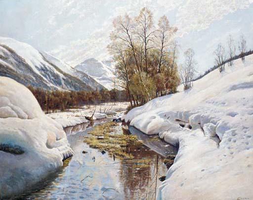 Willer Jorgensen (Danish, 19th