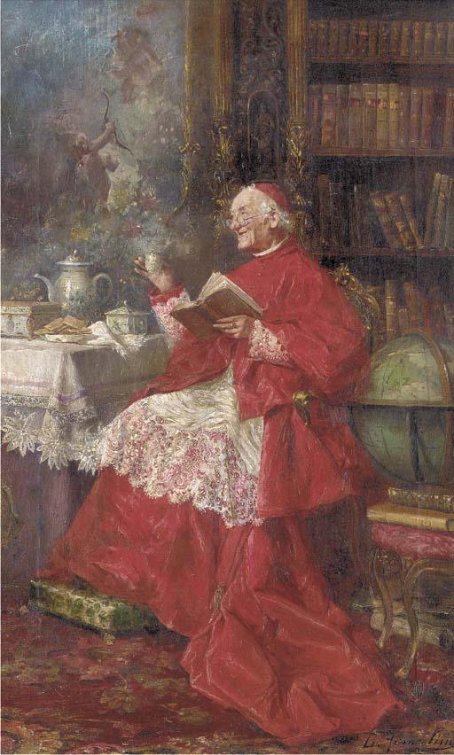G. Francolini (Italian, 19th C