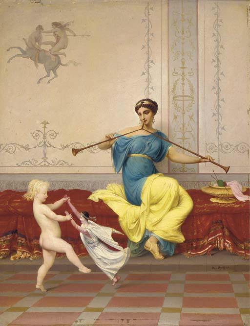 Raphael Poggi (French, d.1879)