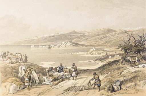 ROBERTS, David (1796-1864).  T