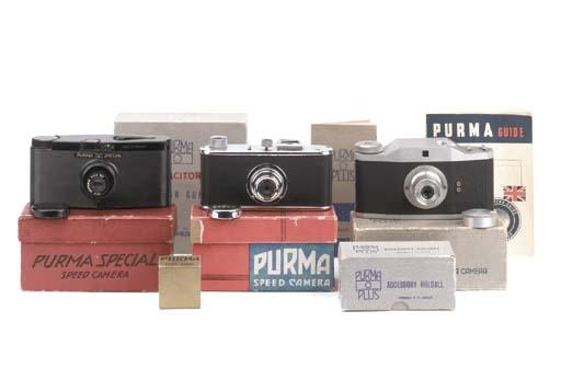 Purma cameras