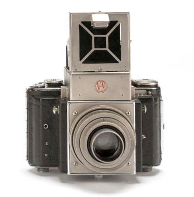 Prototype single lens reflex c