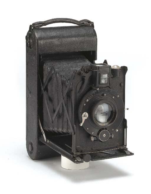 Verto rollfilm/plate camera no