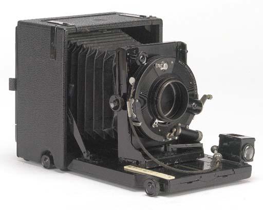 Keros hand camera no. RF22