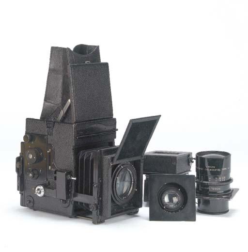 Soho reflex camera no. M3692