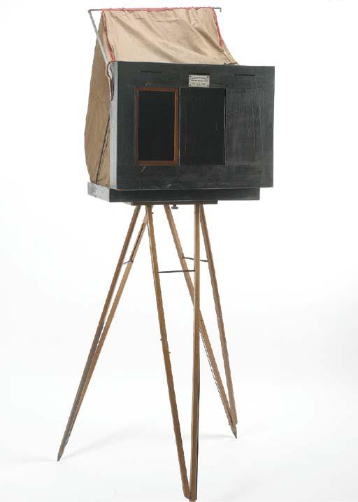 Perfect model dark tent