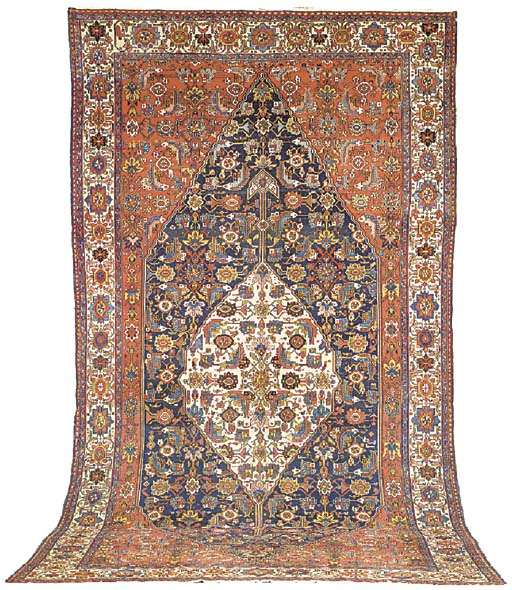 An unusual antique West Persia