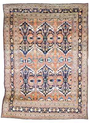 An unusual antique Khorassan c