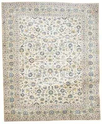 A fine Heydarpour Kashan carpe