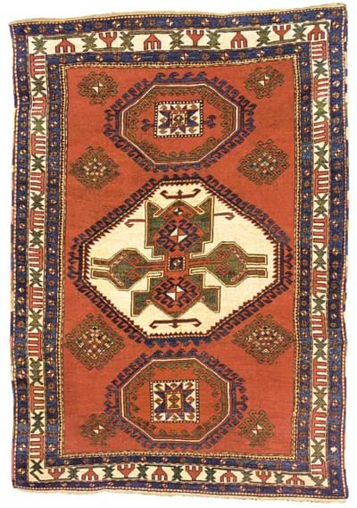 An antique Lori-Pambak Kazak r