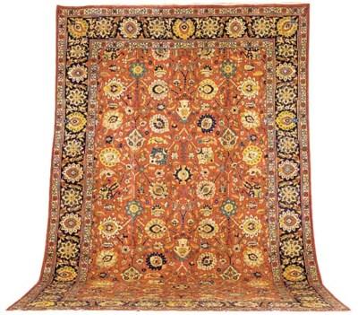 A fine Khoy Tabriz carpet, Nor