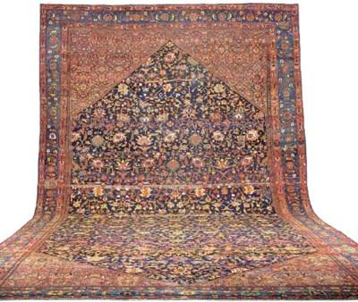 A massive antique Bakhtiari ca