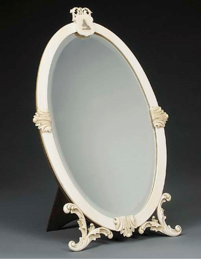 A Continental ivory mounted dr
