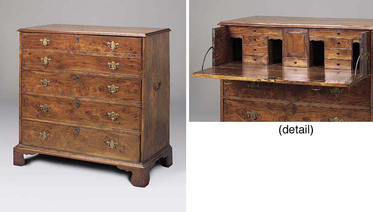 A Chinese huali secretaire che
