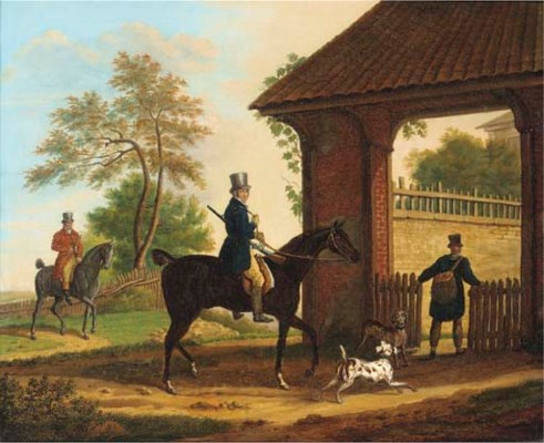 C. Beaufort, circa 1831, after