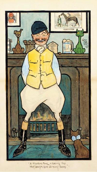 Charles Lane Vicary, circa 190