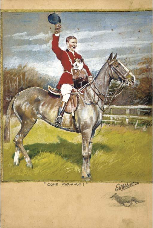 Ernest William Aldworth (1889-