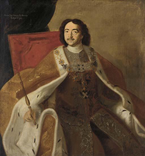 After Louis Caravaque (1684-17