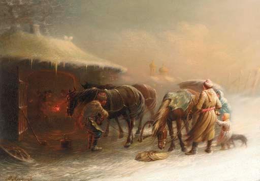 V Lukovskii (mid 19th century)