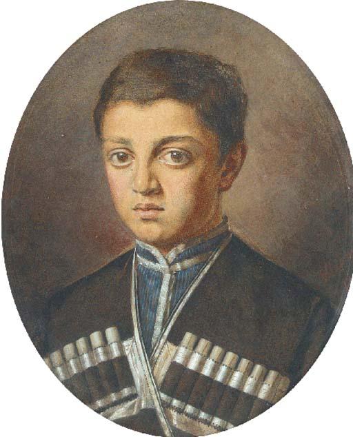 Sharon, Russian School (19th C