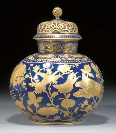 A Derby Crown Porcelain Co. da