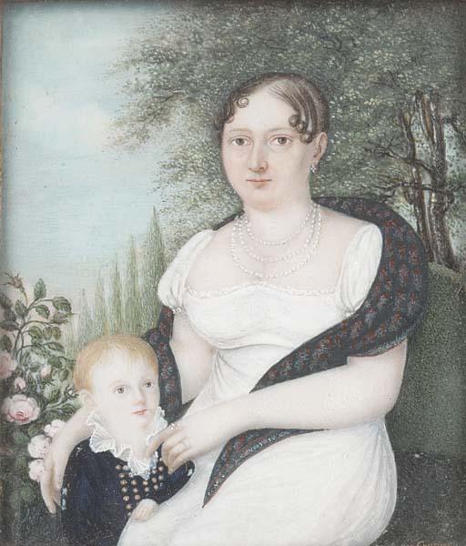 French School, circa 1810