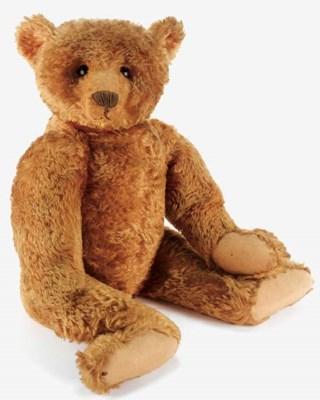 A large fine Steiff teddy bear
