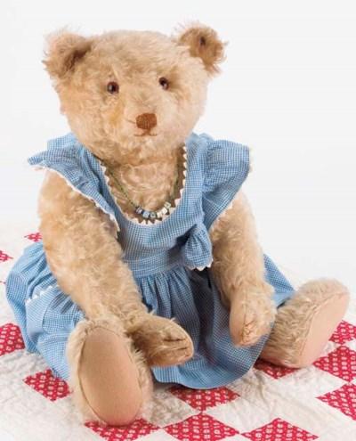 'Edwina', a Steiff teddy bear