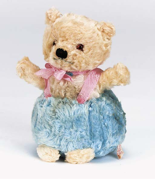A Chiltern baby toy teddy bear