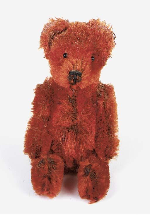 A Schuco teddy bear