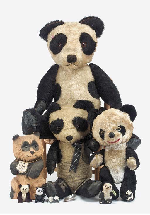 A 'Pindar the Panda' Macfarlan