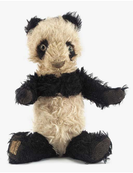 A Merrythought Panda