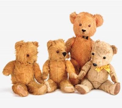 A Pedigree teddy bear