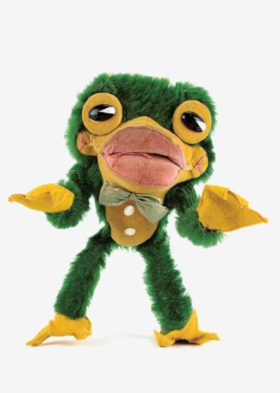 A rare Flip the Frog