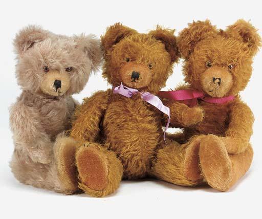 A Diem Teddy Bear
