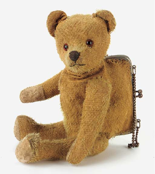 A Teddy Bear purse