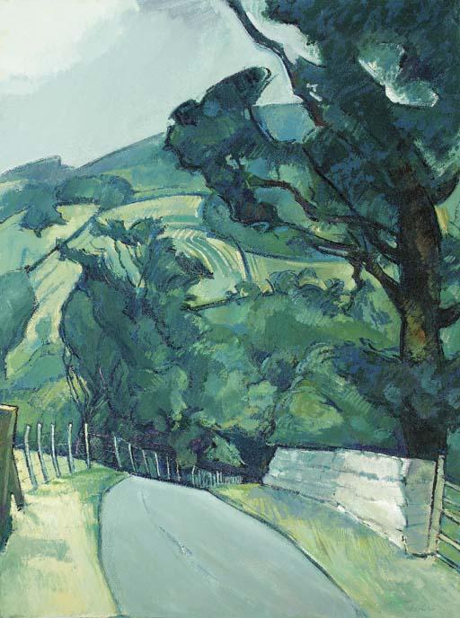Peter Coker, R.A. (B.1926)