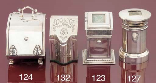 A Victorian combination ink-we