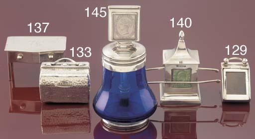A Victorian combination glue o