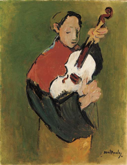 Moshe Mokady (1902-1975)