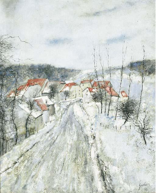 Bernard Gantner (b.1928)