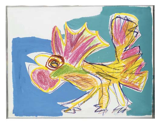 Karel Appel (b.1921)