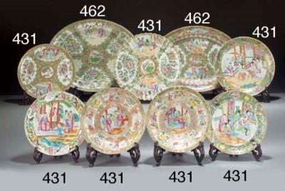 Two similar Cantonese bowls 19