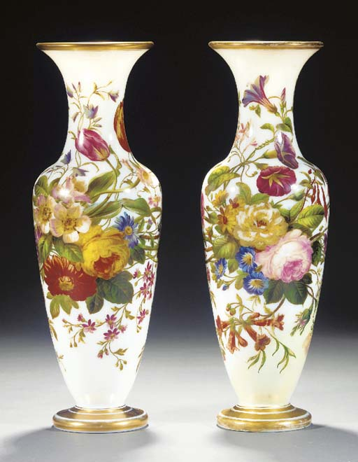A pair of Continental opaque w