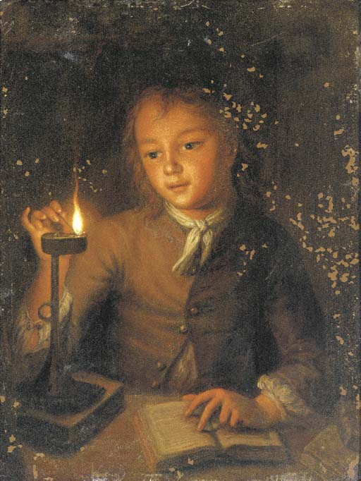 Circle of Godfried Schalcken (