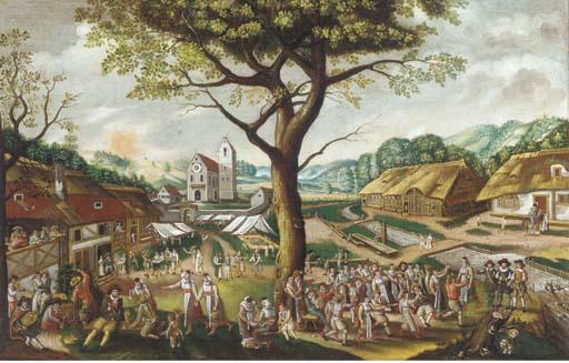 Swiss School, late 17th Centur