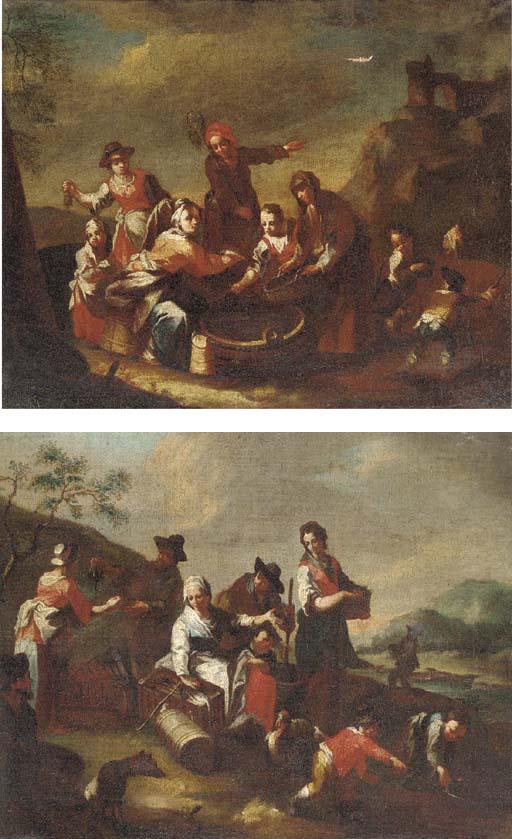 Circle of Giuseppe Gambarini (