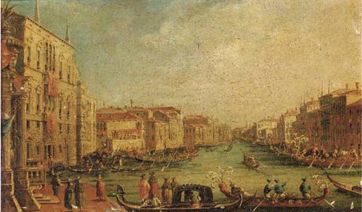 After Giovanni Antonio Canal,