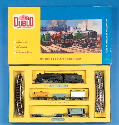 Two-rail BR Hornby-Dublo Sets,
