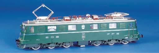 A Hermann Swiss four-axle Co-C